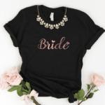 Brideschwarzrosegoldneu