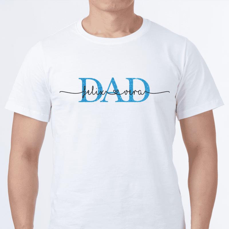 Papa Geburtstag, Papa Geschenk, Papa Geschenk personalisiert, Papa Geburtstag personalisiert, Papa T-Shirt, Papa T-Shirt mit Kindernamen, Papa T-Shirt mit Namen, Papa T-Shirt personalisiert, Papa Geburtstagsgeschenk, Papa T Shirt Geschenk, Papa T Shirt Tochter, Papa T Shirt Sohn, Papa T Shirt 4 XL