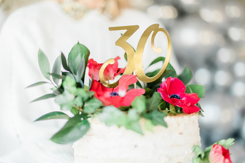 Cake Topper 30. Geburtstag gold, Cake Topper gold, Cake Topper Geburtstag, Tortendekoration, Tortenaufleger, Tortendekoration gold, Tortenaufleger gold, Sweet Thirty