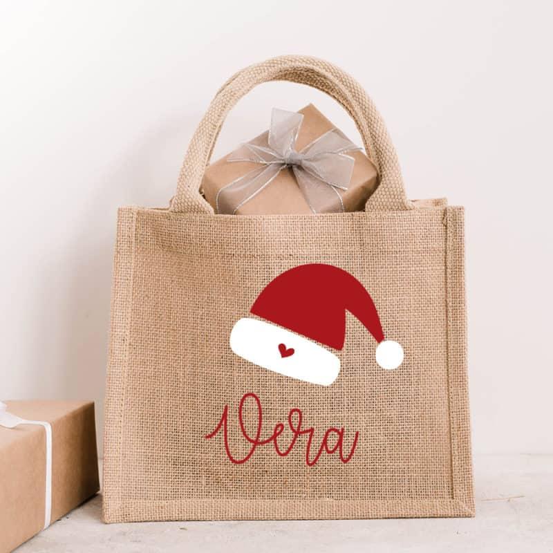 Einkaufstasche personalisiert, Jutetasche personalisiert, Tasche mit Name, Tasche personalisiert, Geschenkidee Weihnachten personalisiert, Geburtstagsgeschenk Idee. Geschenkidee Geburtstag personalisiert, Geschenkidee Mama, Geschenkidee Oma, Geschenkidee beste Freundin, Weihnachten personalisiert, Weihnachtsgeschenk personalisiert, Geschenkverpackung Weihnachten