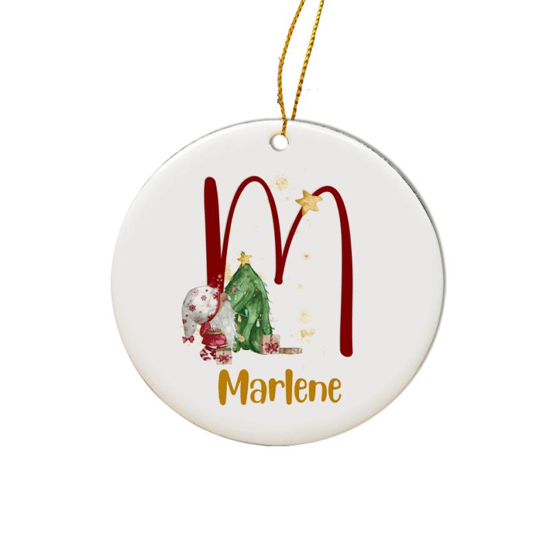 Baumschmuck Weihnachten, personalisierte Geschenkidee Familie, Familiengeschenk Weihnachten, Weihnachtskugel mit Name, Weihnachtskugeln mit Name, Weihnachtskugel personalisiert, Geschenkidee Kinder, Geschenkidee Familie, Weihnachtskugel mit Name Österreich, Weihnachts Ornament Keramik, Weihnachtsschmuck Keramik, Baumbehang Reh, personalisierte Geschenkidee Weihnachten