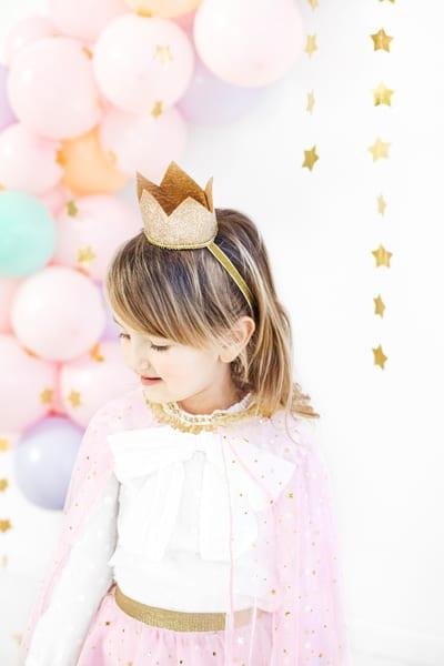 Kostüm Prinzessin, Prinzessinen Kostüm, Faschingskostüm rosa, Karnevalkostüm Rosa, Halloween Kostom Rosa, Kindergeburtstag Prinzessin, Geburtstag Prinzessin, Satinrock,
