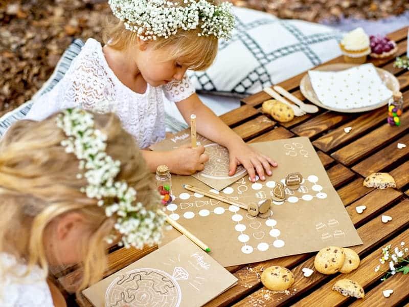 Kinder Gastgeschenk, Kindergastgeschenke, Kinder Spiele Set für Hochzeit, Kids Acitivity Set Wedding, Kinderbeschäftigung Hochzeit, Kinder Geschenk Hochzeit, Kinder Spiele Hochzeit,